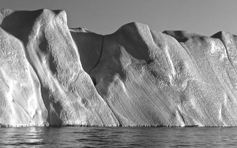 Walls of Ice, Greenland
