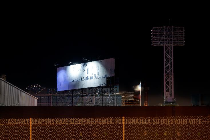 Fenway Park - No Game
