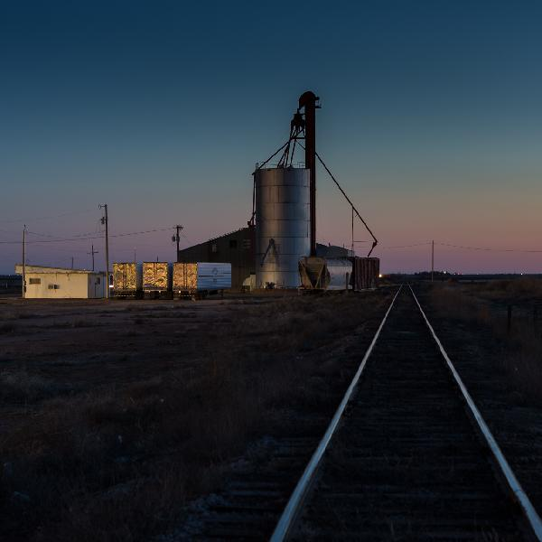 Night Tracks, Ropesville Texas