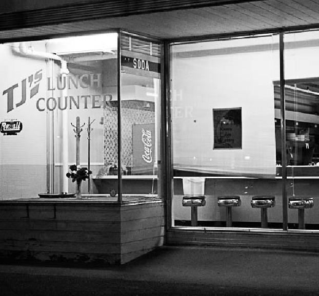 TJ's Lunch Counter by Wil Scott