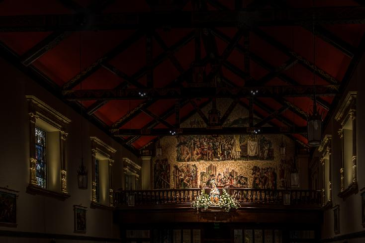 Cathedral Basilica of St Augustine by Rick Branscomb