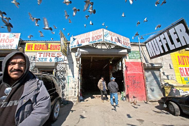 Willets Point by Cat Cutillo