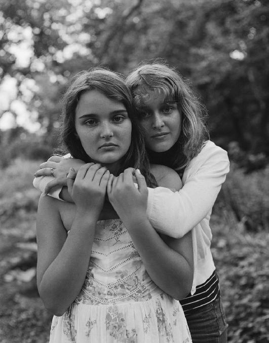 Twins, Madison, Wisconsin by Helene Macaulay