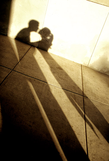 Shadow Kiss © Joe DiMaggio